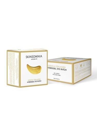 SKINSOMNIA Skinsomnia Gold&Collagen Hydrogel Eye Patch 60Ad/90Gr Renksiz
